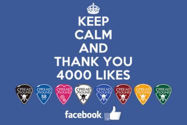07月21日 – Thank you all very much for 4000 likes!!