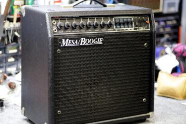 03月01日 – Mesa Boogie 50Caliver+ – オーバーホール