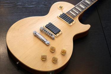 03月08日 – Gibson Les Paul Standard Raw Power EMG – ピックアップ交換
