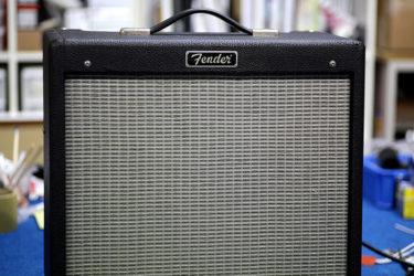 07月15日 – Fender Blues Junior – ソケット交換