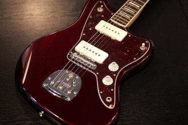 08月05日 – Fender Jazzmaster – ナット交換 トータルメンテ