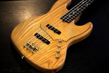 08月14日 – Bass Collection JZ Series – アクリルピックガード製作