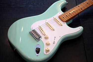 07月03日 – Fender USA Stratocaster – ピックアップ交換 Texas Special