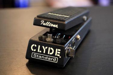 10月10日 – Fulltone Clyde Standard Wah POT交換