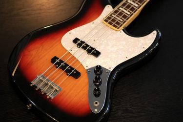 10月16日 – Fender Jazz Bass – ノイズ対策 ドータイト処理
