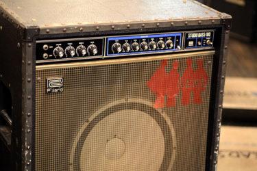 11月09日 – Roland Studio Bass 100 – メンテナンス