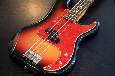 11月13日 – Fender Precision Bass – ピックアップ交換