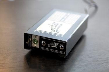 11月24日 – Aguilar DB900 Tube Direct Box – 回路修理