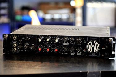 11月27日 – SWR SM-900 Bass Amp – オーバーホール
