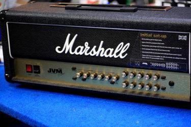 12月07日 – Marshall JVM205H – バイアストラブル