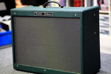 12月14日 – Fender Hot Rod Deluxe – チューブ交換