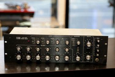 UREI 1620 DJミキサー  – RCAジャック修理、オーバーホール
