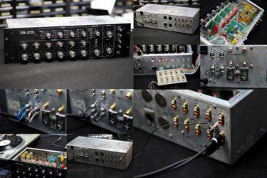 UREI 1620 DJ Mixer – メンテナンス、RCAジャック交換
