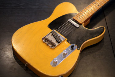 09月11日 – Fender Broadcaster – 4wayスイッチ交換
