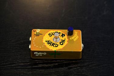 03月17日 – ZVex Super Hard On – DCジャック交換