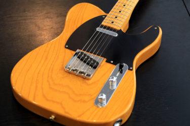 Fender Japan Traditional 50s Telecaster – フレット交換