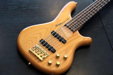 10月30日 – KAWAI Rockoon 5-String Bass – フレットすり合わせ