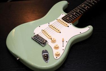 04月28日 – Fender Custom Shop Stratocaster – ネックジグにて擦り合わせ
