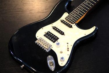 04月11日 – Seymour Duncan Stratocaster – フレット擦り合わせ