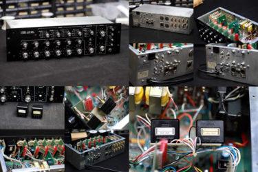 UREI 1620 DJ Mixer – POT交換、LOOPケーブル製作