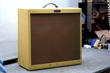 09月25日 – Fender Blues Deville – Tube交換
