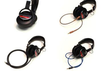 05月02日 – SONY MDR-CD900STヘッドフォン改造