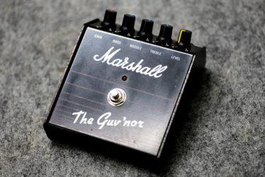 03月30日 – Marshall The Guv'nor – ポット交換