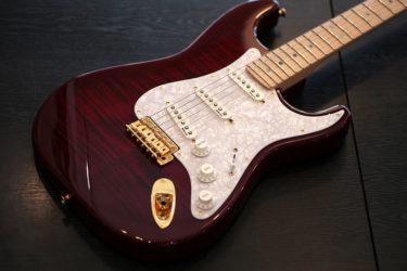 01月29日 – Fender Japan Ritchie Kotzen Stratocaster – ピックアップセレクター交換