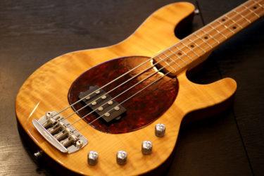 Ernie Ball Musicman Stingray – PU交換