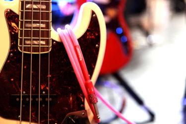 05月19日 – All That PiNK ギター/ベース用ケーブル