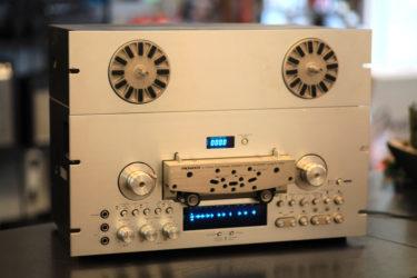 07月01日 – Pioneer RT-909 4tr Reel To Reel – ピンチローラー交換