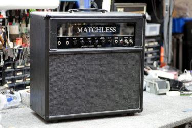 Matchless Avalon30 – ノイズ、真空管交換
