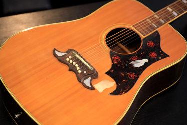 08月01日 – MUSICA アコースティックギター ナット&サドル交換