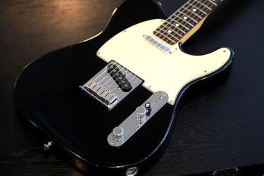 09月09日 – Fender Mexico Telecaster – ネック交換