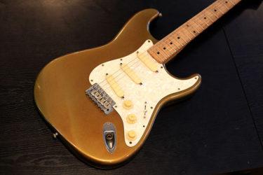 09月20日 – Fender Japan ST54-LS – フレット交換