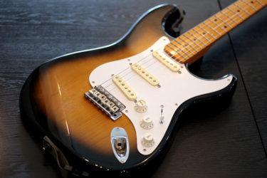 10月18日 – Fender Stratocaster – Tronical Tune オートマチックチューニングマシン