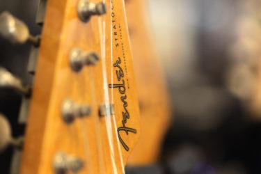 07月03日 – Fender Strat Jeff Beck カスタマイズ
