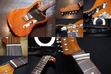 Fender Japan Offset Telecaster – ナット交換、スイッチ交換