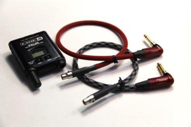 08月30日 – Cable of the Day Guitar Cable for LINE6 G50/G90 Wireless