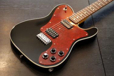 Fender Japan TD-2H – ハムバッカータップ化、ピックアップカバー取り付け