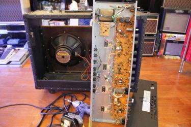 01月31日- Roland JC-120 電源ケーブル断線 交換 オーバーホール