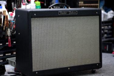 02月19日 – Fender Hot Rod Deluxe – 出力不安定