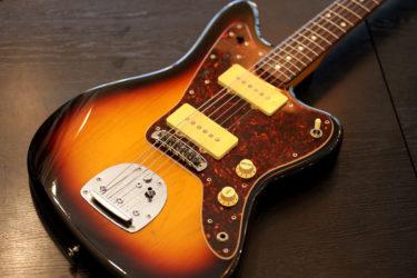 Fender Japan Jazzmaster – フレット交換