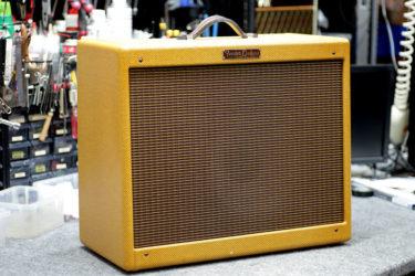 Fender Blues Junior – スタンバイスイッチ、音質アップモディファイ