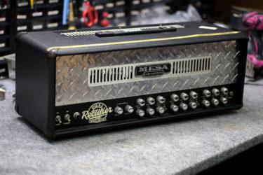 03月02日 – Mesa Boogie Dual Rectifier – 整流管交換