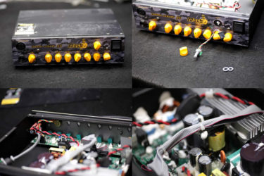 Mark Bass Little Mark3 – ボリュームポット交換