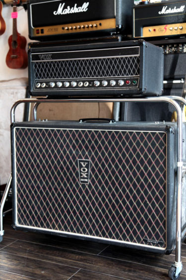 09月08日 – JMI Vox UL 430 Bass Amp