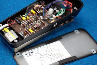 10月10日 – VOX V846-HW + DC Jack + LED
