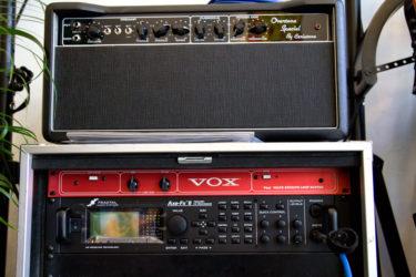 10月15日 – Ceriatone Overtone+Vox V941+Fractal Audio Axe-FxⅡ