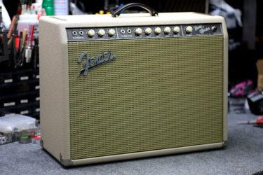 04月13日 – Fender Bandmaster Brownface – 真空管交換、バイアス調整